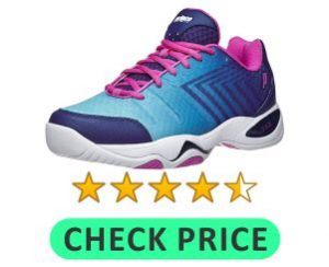 Women tennis shoe check price