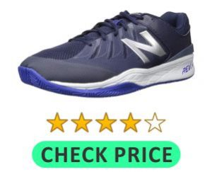 new balance tennis shoe for heavy player