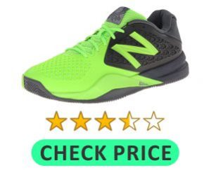 new balance tennis shoes for heavy players 2019