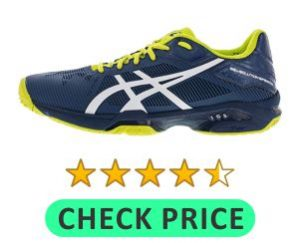 asics tennis shoes for hard court