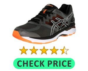 tennis shoe for ankle support