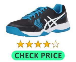 check price asics gel shoes for heavy tennis player