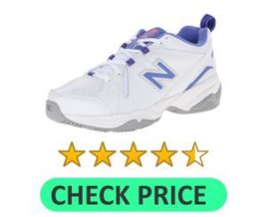 New Balance tennis shoes for nurses