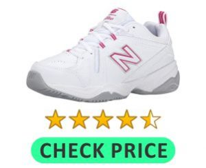 new balance tennis shoe for ankle support