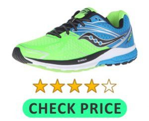 Saucony Tennis Shoe for High Arch