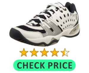prince tennis shoes for hard court
