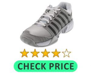 K-swiss tennis shoes for heel pain