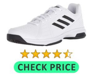 adidas tennis shoe for heavy players