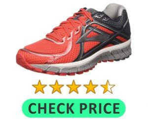 Brooks tennis shoes for flat feet