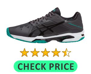 Asics Men's Gel-Solution Speed 3 Tennis Shoe product review