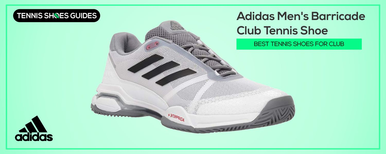 BEST TENNIS SHOE BRANDS FOR CLUB