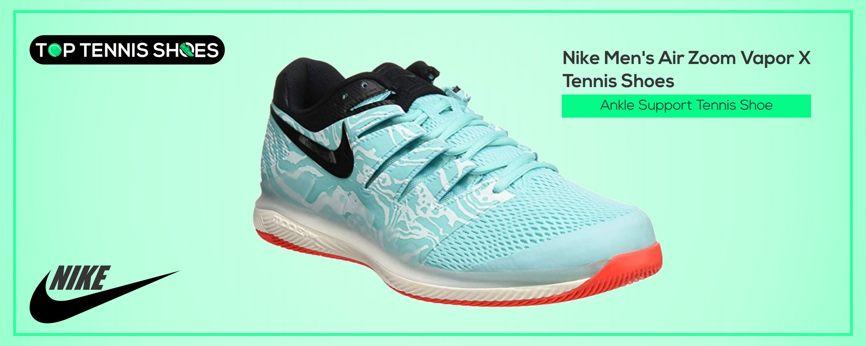 Nike Tennis Shoe for ankle support