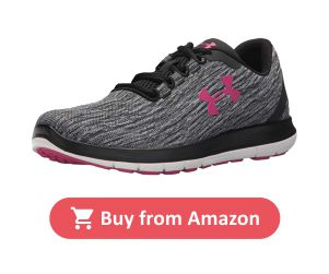 Under Armour Womens UA Remix Running Shoes
