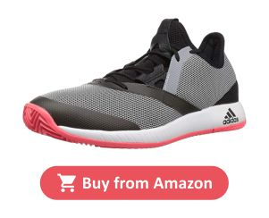 adidas Men's Adizero Defiant Bounce Tennis Shoe product image