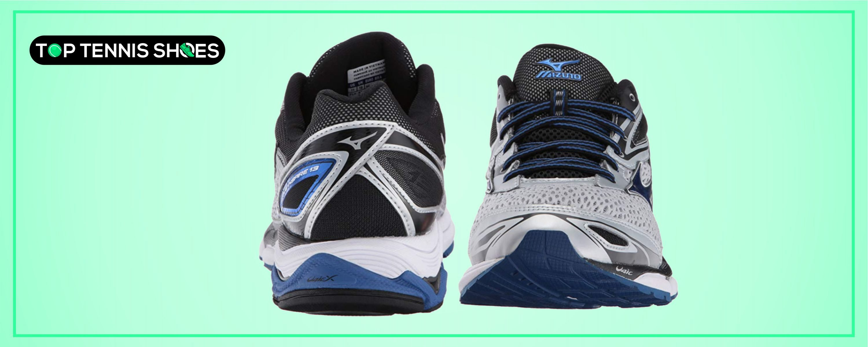 Top rated tennis shoes for flat feet