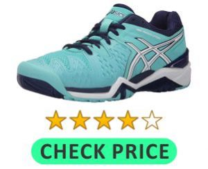 Asics tennis shoes for bunions
