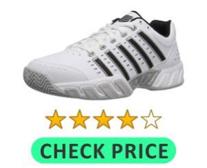 K-swiss tennis shoes for bunions