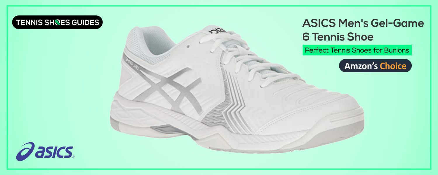 Perfect Tennis Shoes for Bunions