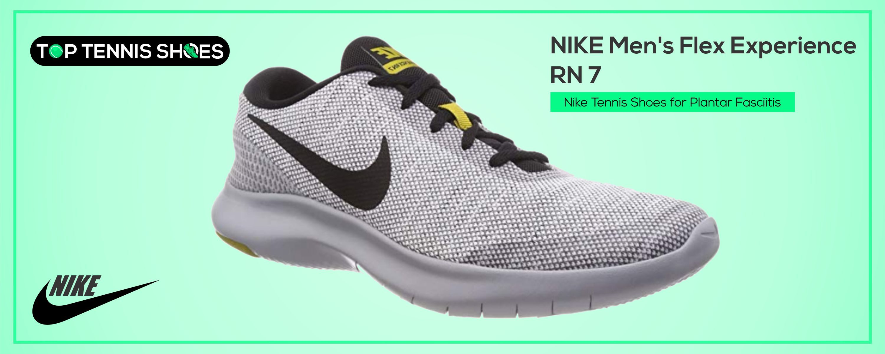 Nike Tennis Shoes for Plantar Fasciitis