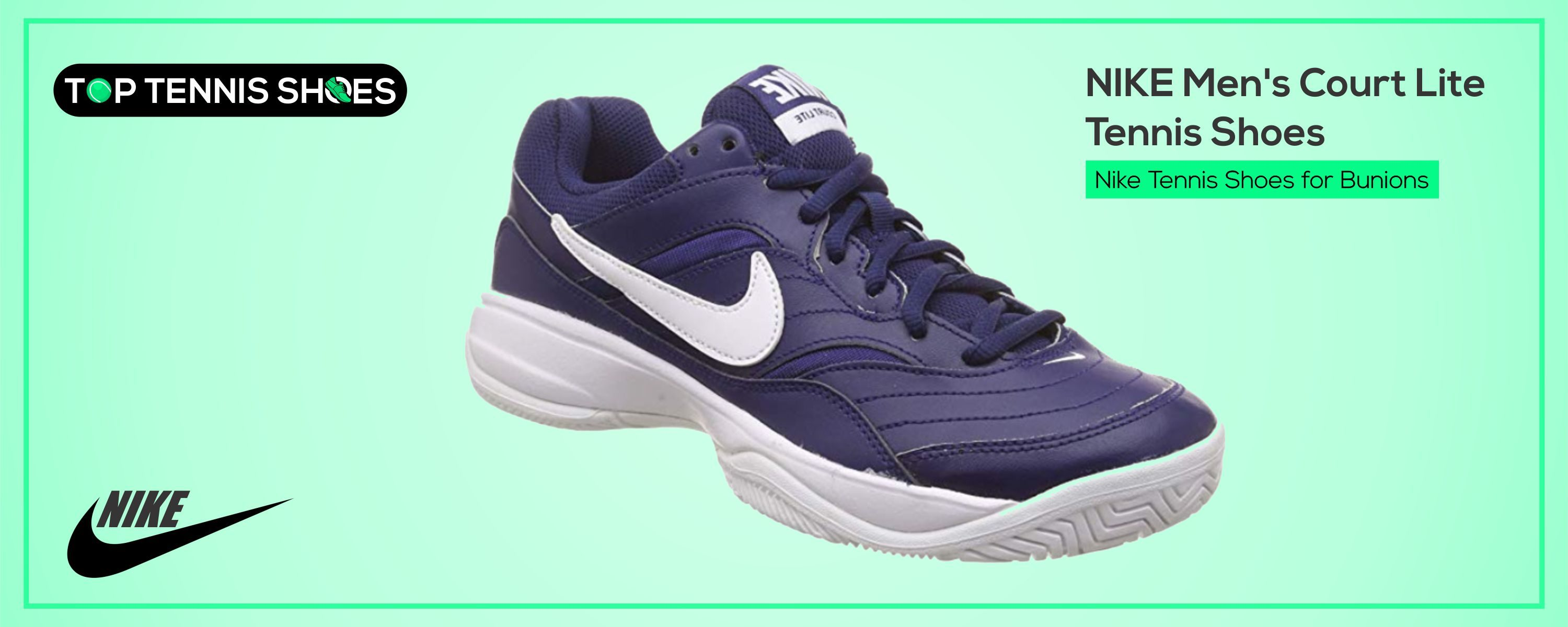 Nike Tennis Shoes for Bunions