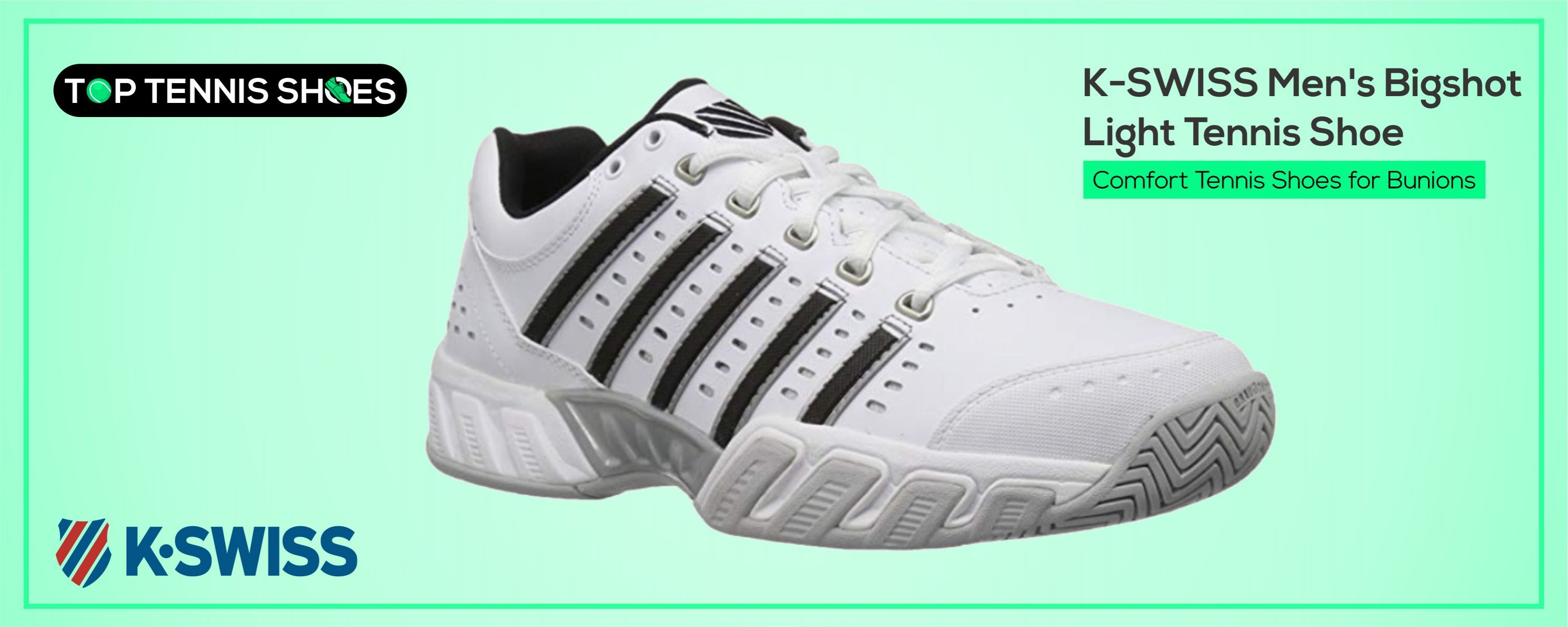 Comfort Tennis Shoes for Bunions