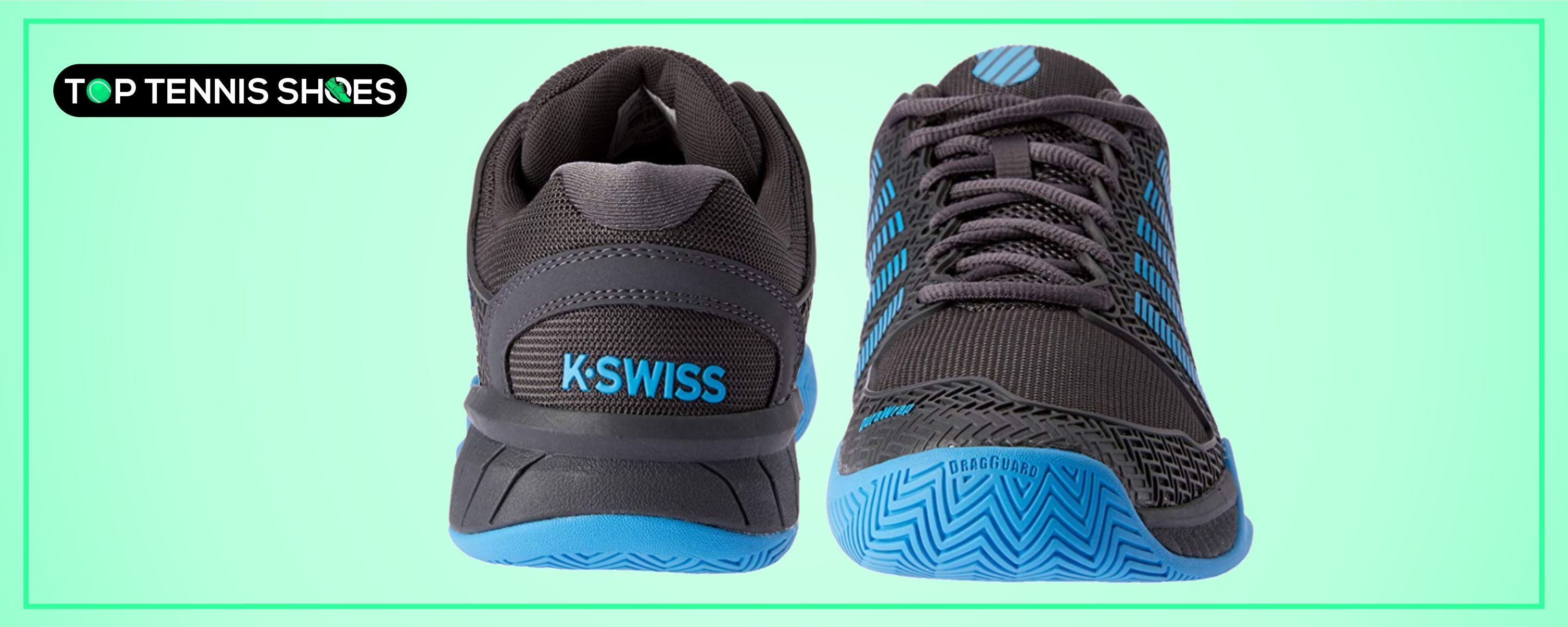 K-Swiss Tennis Shoes for Plantar Fasciitis