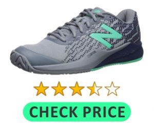 New Balance Tennis Shoes for sliding