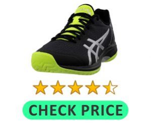 asics tennis sneakers for men