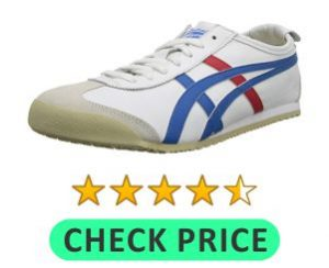 Onitsuka Tennis Shoes for sliding
