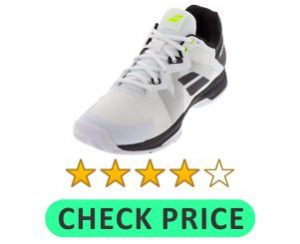 babolat tennis sneakers