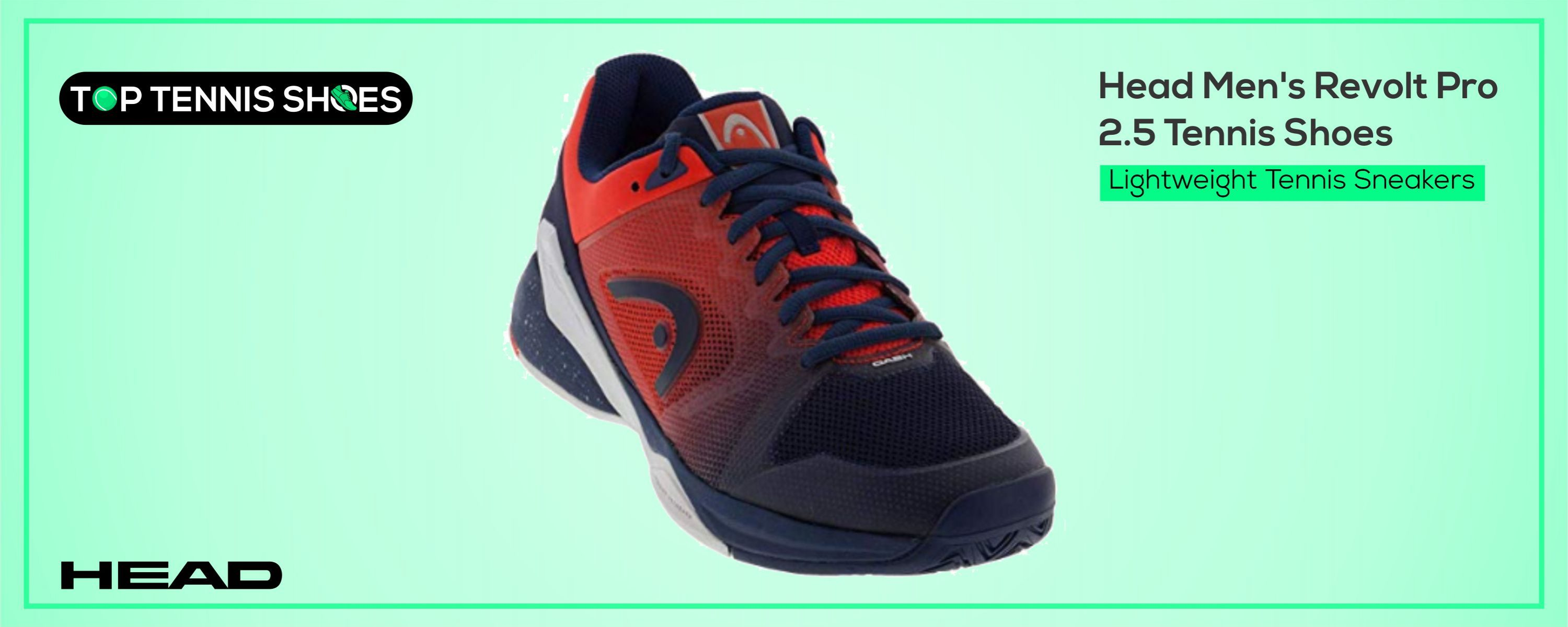 Lightweight Tennis Sneakers