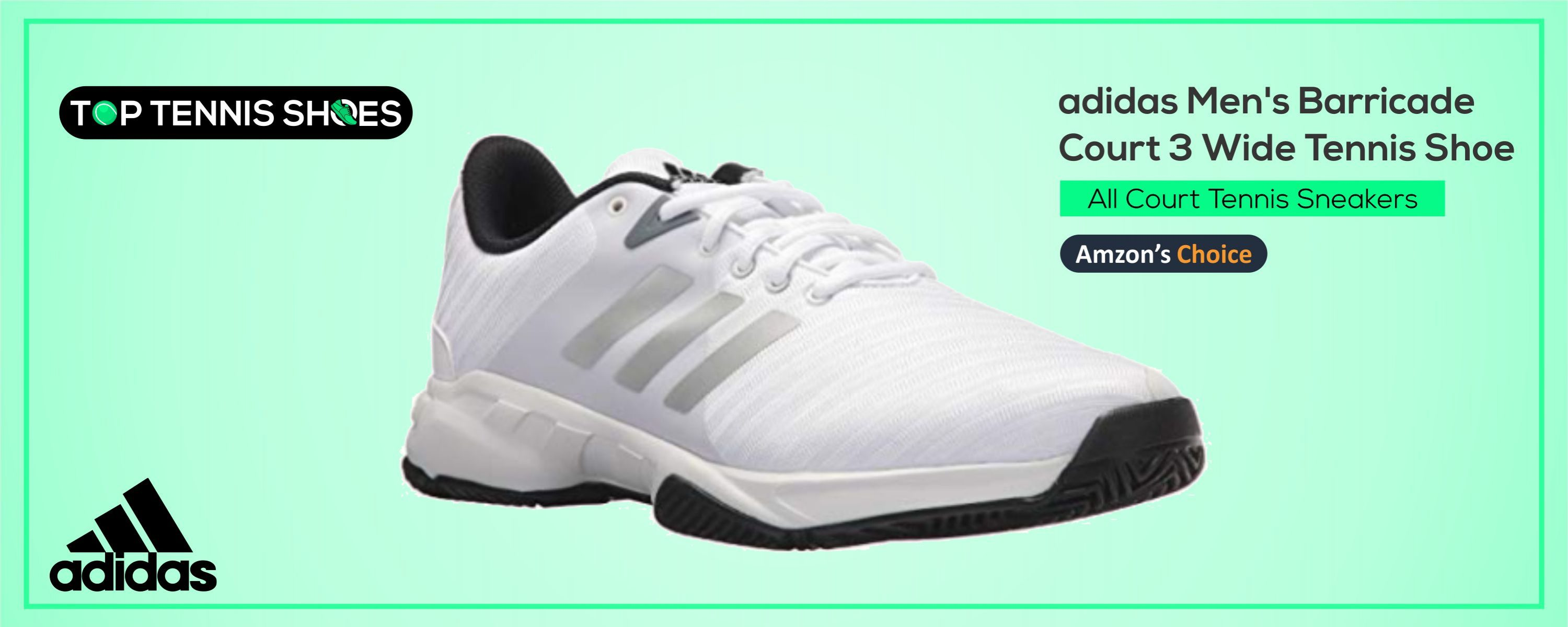 All Court Tennis Sneakers