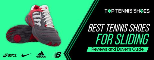 best tennis shoes for sliding