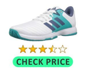 adidas Originals Women's Barricade Court Tennis Shoes Price