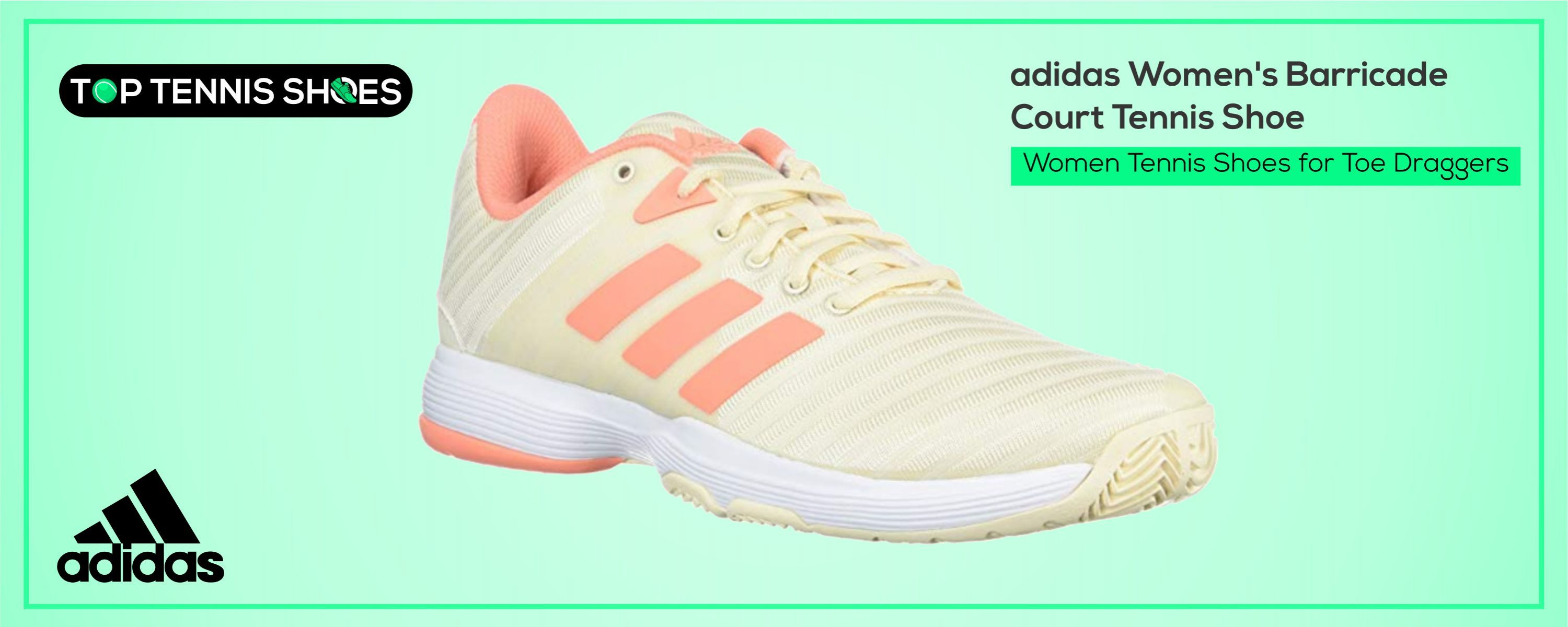 Women Tennis Shoes for Toe Draggers