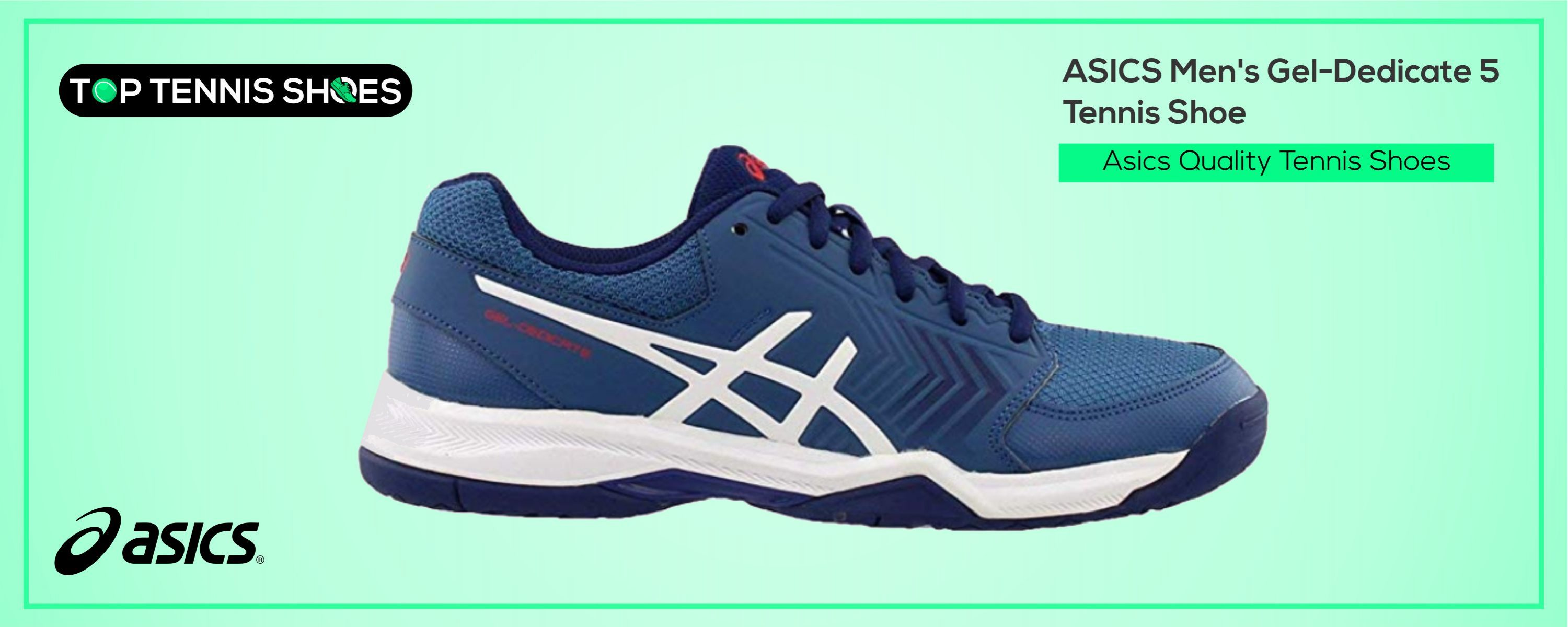 Asics Best Quality Tennis Shoes