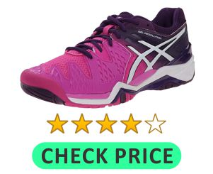 ASICS Gel Resolution 6 Women's Tennis Shoes product image