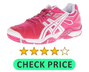 ASICS Women's GEL-Resolution 5 Tennis Shoe product image