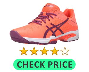ASICS Women's GEL-Solution Speed 3 Tennis Shoe product image