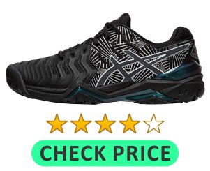 ASICS Women's Gel-Resolution 7 Tennis Shoe product image