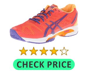 ASICS Women's Gel Solution Speed 2 Clay product image