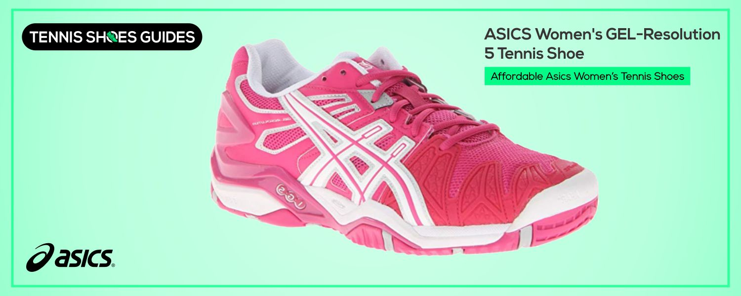 Affordable Asics Women's Tennis Shoes