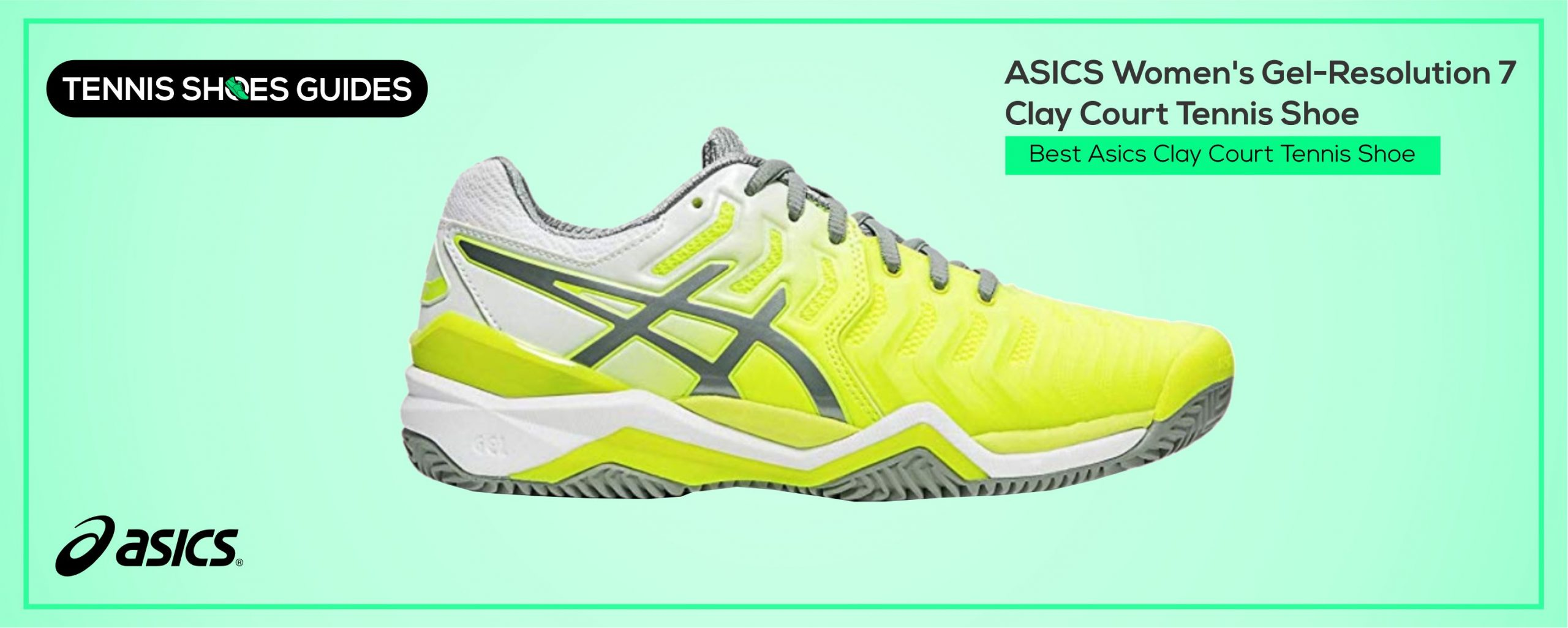 Best Asics Clay Court Tennis Shoe
