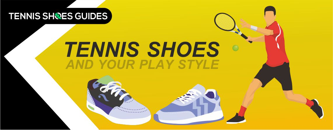 Tennis shoes for hard court