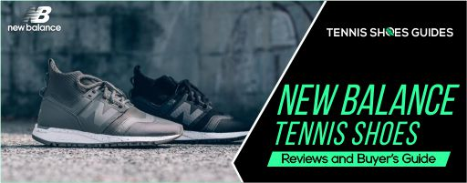 Best New Balance Tennis Shoes Men - Women