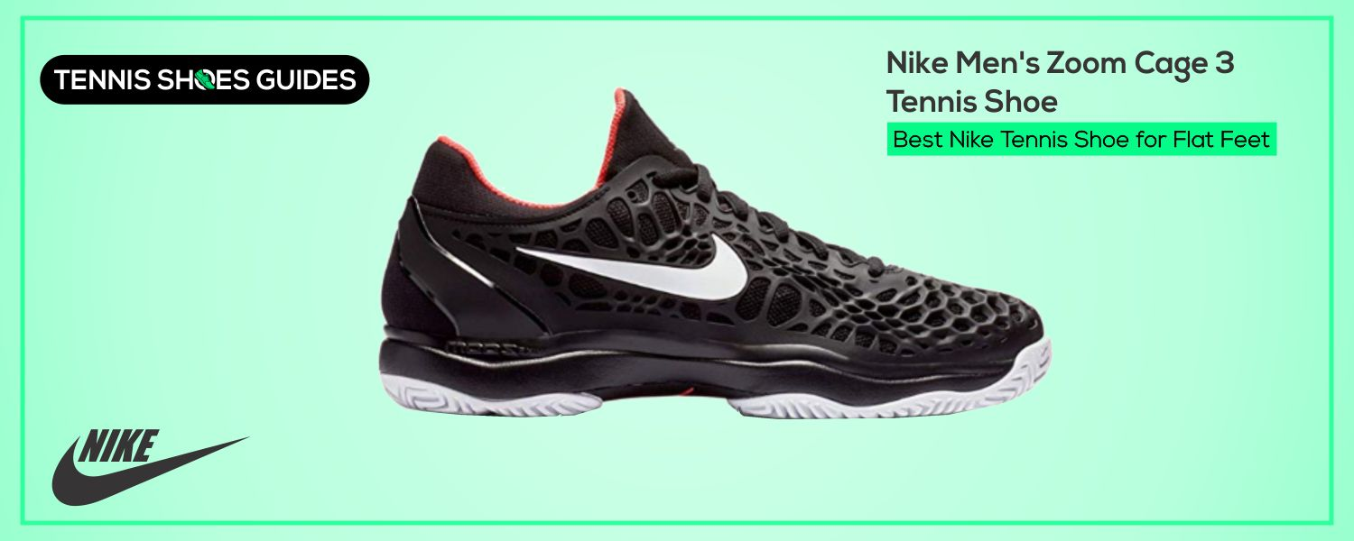 Best Nike Tennis Shoe for Flat Feet